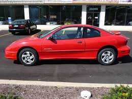 2001 pontiac sunfire information and photos zombiedrive