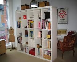 decor and tips cool bookcase for ikea room divider with carpet as