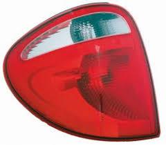 2005 dodge grand caravan tail light assembly tail light lens assembly 2005 dodge grand caravan o reilly auto