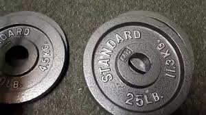 black friday weights cap barbell 300 lb weight set initial review youtube