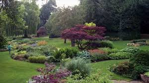 guidelines to plan herbaceous perennial flower bed garden design