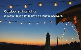 amazon com halloween orange color colored light bulb lite party amazon com pansdore patio lights g40 25ft party globe vintage