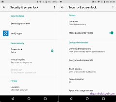 android settings android oreo 8 0 settings guide where are your options from