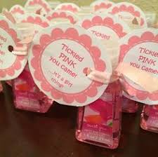 favor favor baby 29 diy baby shower ideas for a girl sanitizer shower favors