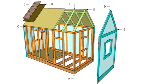 outdoor playhouse design plans backyard playhouse plans idea