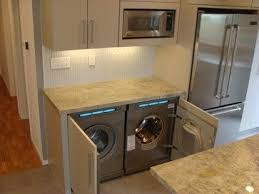 laundry in kitchen design ideas search potting bench