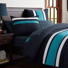 Striped Comforter Speedster Stripe Comforter Sham Pbteen
