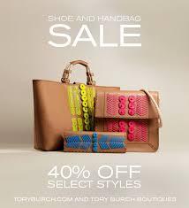 burch handbags sale