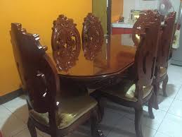 Dining Table Online Shopping Philippines Amary Solid Narra Furniture Home Facebook