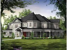 eplans queen anne house plan victorian estate 4826 square feet