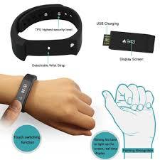 app health bracelet images Sinopro i5 plus smart bracelet fitness tracker smart jpg