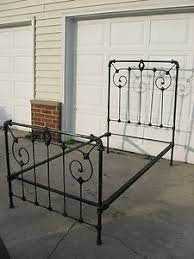 full size bed frame on amazing for metal bed frame queen antique