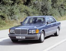 mercedes s class 1986 10 cars you never see on the road anymore