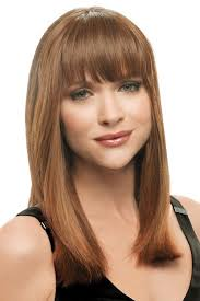 clip on bangs clip in bangs 1pc by hairdo