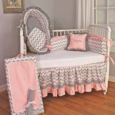 Chevron Bedding Queen Chevron Pink Crib Bedding Set By Hoohobbers Rosenberryrooms Com