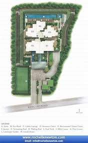 guard house floor plan site plan singapore rochelle at newton condo