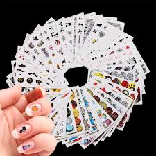manicure decoration stickers promotion shop for promotional