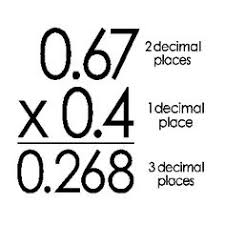 multiplying decimals free multiplying decimals quiz or review and answer key teaching