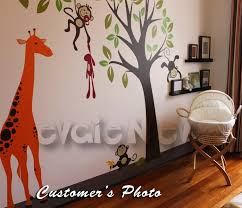 Giraffe Wall Decals For Nursery 150 Giftcard To Evgie Wall Decals Giveaway Is Beautiful