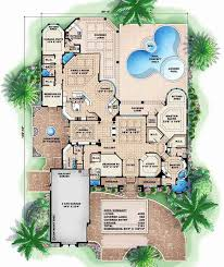 fancy house floor plans marvelous italian villa house plans gallery best inspiration home