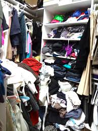 how to organize a master bedroom closet pure u0026 simple organizing