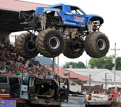 bigfoot electric monster truck monster truck photo album