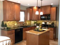 Paint Color Ideas For Kitchen With Oak Cabinets Kitchen Colors With Oak Cabinets Kitchen Remodeling Ideas Oak