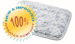serenity 2000 magnetic mattress toppers cushions and pads