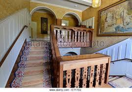Victorian Banister Victorian Home Interior Staircase Stock Photos U0026 Victorian Home