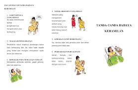 leaflet tanda bahaya docslide com br