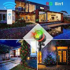 Lazer Light Lazer Light Outdoor Christmas Elf Light Laser Show House Projector