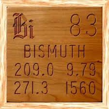 Bismuth Periodic Table Facts Pictures Stories About The Element Bismuth In The Periodic
