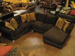 Sectional Couch With Ottoman by Furniture Deep Seat Sectional Sectionals Sofas Sectional
