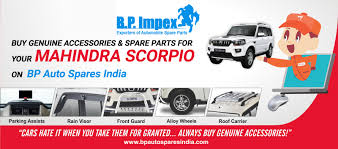 nissan genuine accessories india robust auto parts for a robust car mahindra vehicle owners can