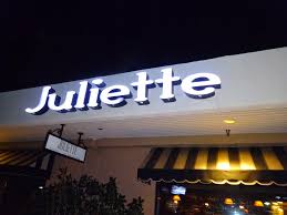 eating my way through oc romantic date night at juliette