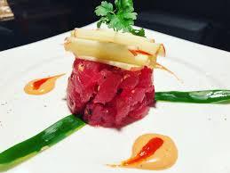 tuna tartare u2013 woojung byob restaurant and sushi bar