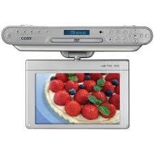 Under Cabinet Kitchen Tv Dvd Combo Under Cabinet Cd Player Ebay