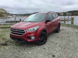 Ford Escape Titanium - on the road review ford escape titanium 4x4 the ellsworth