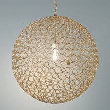 Sphere Ceiling Light Circles Sphere Pendant Light Large Shades Of Light