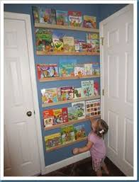 Bookshelves For Baby Room by How To Make A Thin Wall Bookshelf Perfect For Behind Doors