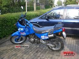 1992 suzuki dr 650 rs moto zombdrive com