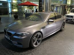 kereta bmw 5 series 2013 bmw m5 v8 frosted matte grey youtube