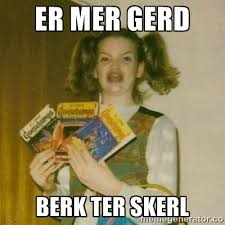 Create Your Own Meme Generator - create your own images with the oh mer gerd meme generator