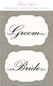 and groom chair signs print this and groom chair signs lucky lovely