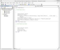 by example u2013 using excel vba to export sql data series u2013 02 sql