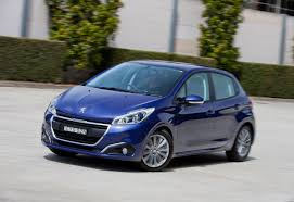 blue peugeot peugeot cuts 208 and 2008 prices