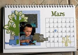 calendrier de bureau photo calendrier bureau mars photo de cartes et objets altérés 2009