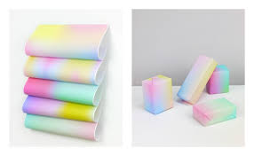 ombre wrapping paper mr printables i want that