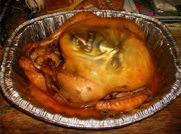 christian pagan thanksgiving is here turkey from hell