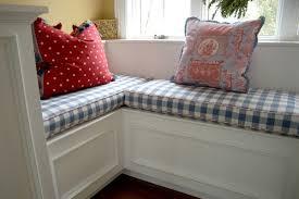 stunning bench seat cushions indoor ideas interior design ideas